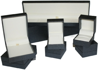 Charcoal Jewellery Boxes